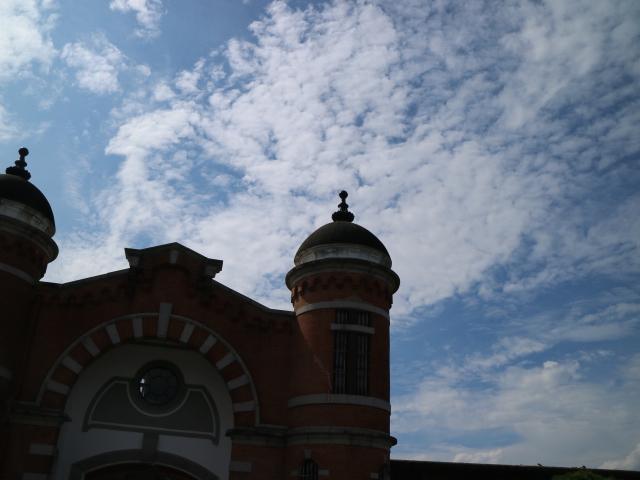 日本のロマネスク建築【奈良少年刑務所】近代化遺産「旧奈良監獄」はホテルに生まれ変わる