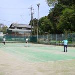 【佐保山テニスクラブ】ゴルフミニコースもある!自然豊かな景色のいいテニスクラブ