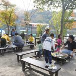 【くろんど池キャンプ場】気軽に日帰りBBQ・手ぶらでBBQ・比較的空いていて大阪から近い!