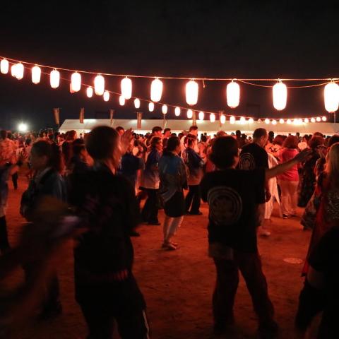 なら奈良まつり2019・盆踊り・花火・フードフェス・が融合した祭り!平城宮跡で開催