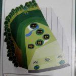 ゴルフ練習場【アコーディアガーデン帝塚山】250Yヤード広くて設備のいい打ちっぱなし・奈良