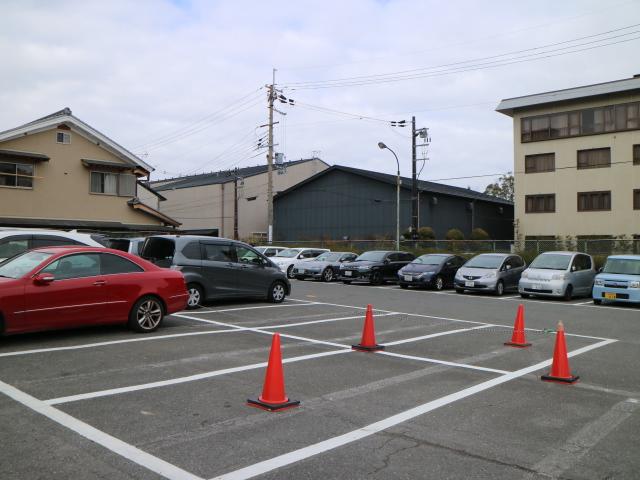 駐車場検索・奈良公園・奈良駅・奈良県庁周辺の空き状況を調べる「奈良市駐車場案内システム」