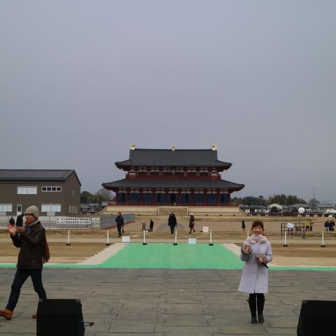 【世界遺産】平城宮跡が歴史公園として3月に開園!アクセス・イベント開催日は?平城宮跡歴史公園近くに何がある?