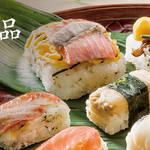 奈良の柿の葉寿司はどこで買う?人気店の特徴と販売店舗は?通販や予約販売品もある。