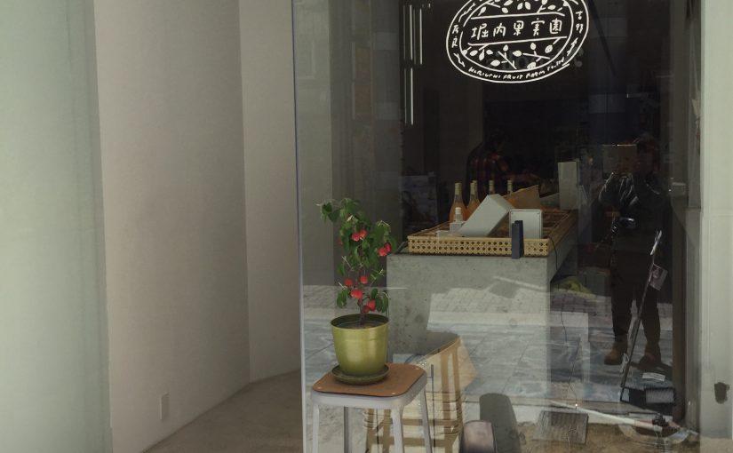 【堀内果実園】奈良で話題のフルーツサンドを食べてきた!フルーツ専門店のカフェが奈良駅に