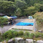 【天の川青少年旅行村】ペットOK!天の川を挟むコテージ・バンガローの多いキャンプ場