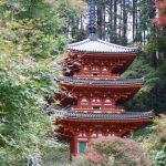 あじさいと紅葉の【岩船寺】浄瑠璃寺まで歩くとどの位?駐車場はどこにある?