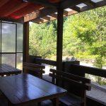 カフェ ハーブクラブ モンベル のショップがある 田舎カフェ 奈良 針インター ペットOK