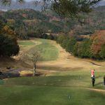 京都 加茂カントリークラブ 東コース・西コース36ホールあるコスパのいいゴルフ場 練習場もある