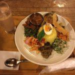 ラッキーガーデン 生駒 アクセス 注意 ペットOK メニュー はスリランカ料理 景色のいいレストラン